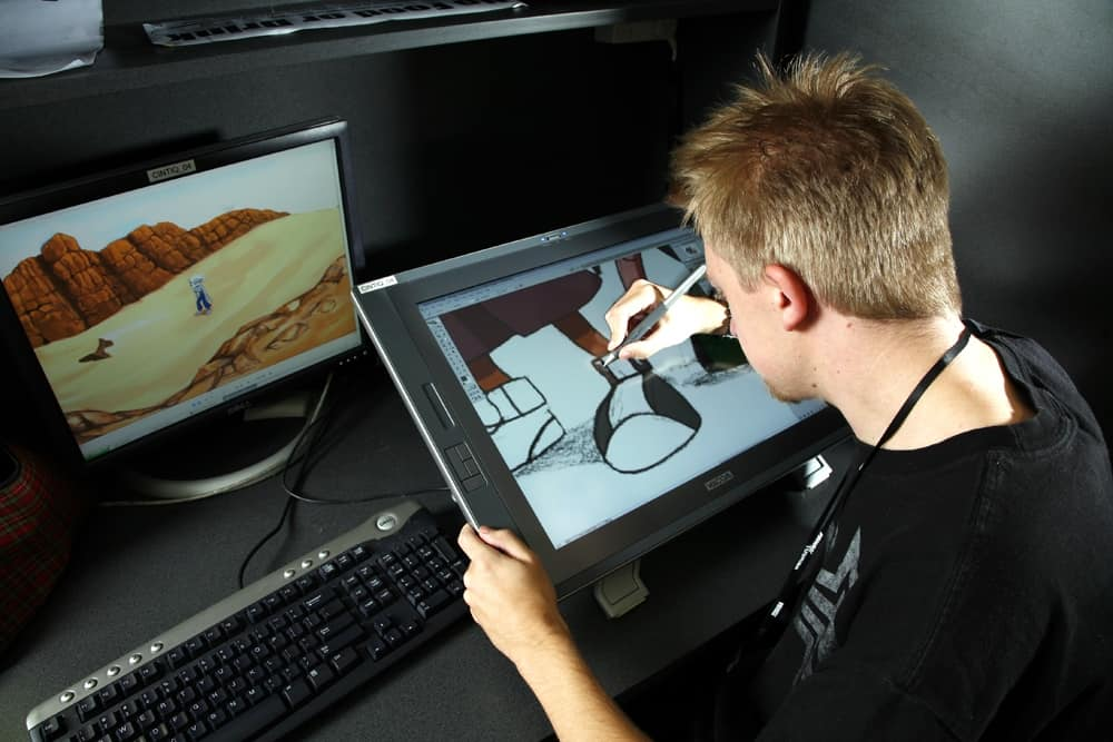 New 'Animation Course' for Primary School Teachers