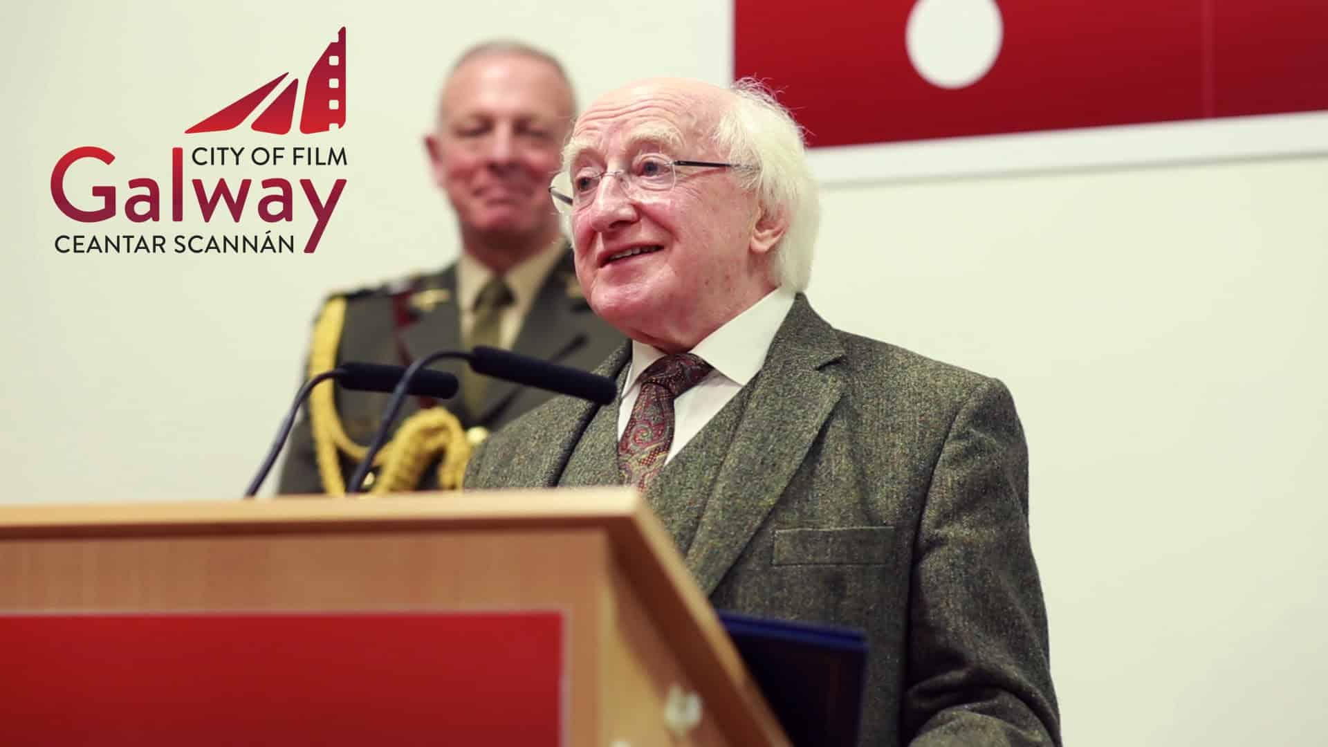 Speech by President Michael D. Higgins