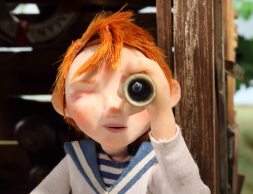 'Captain Morten and the Spider Queen' – Irelands First Stop Motion Feature Film!
