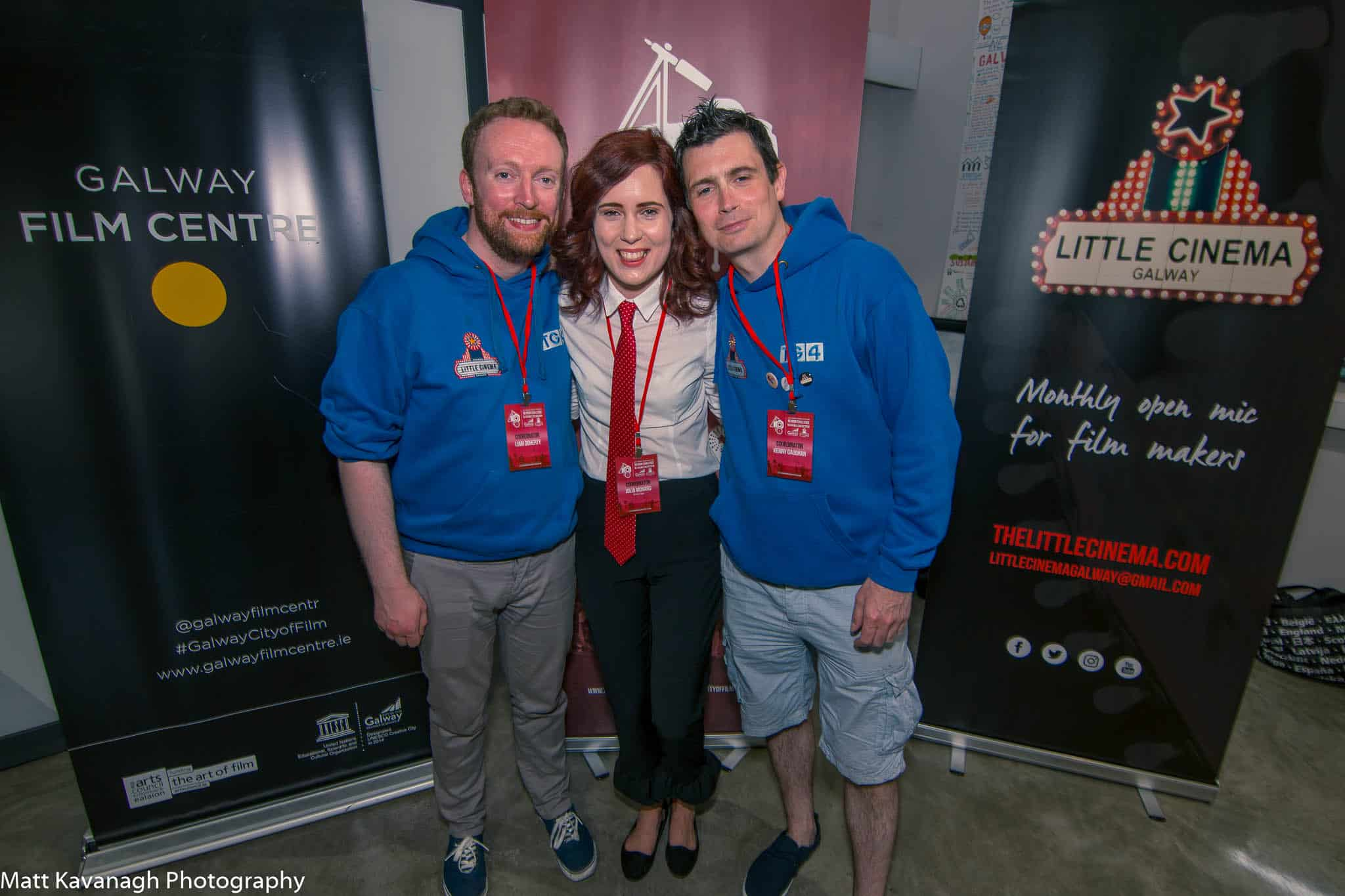 Photos from Launch of the Little Cinema & Galway City of Film 48 Hour Challenge