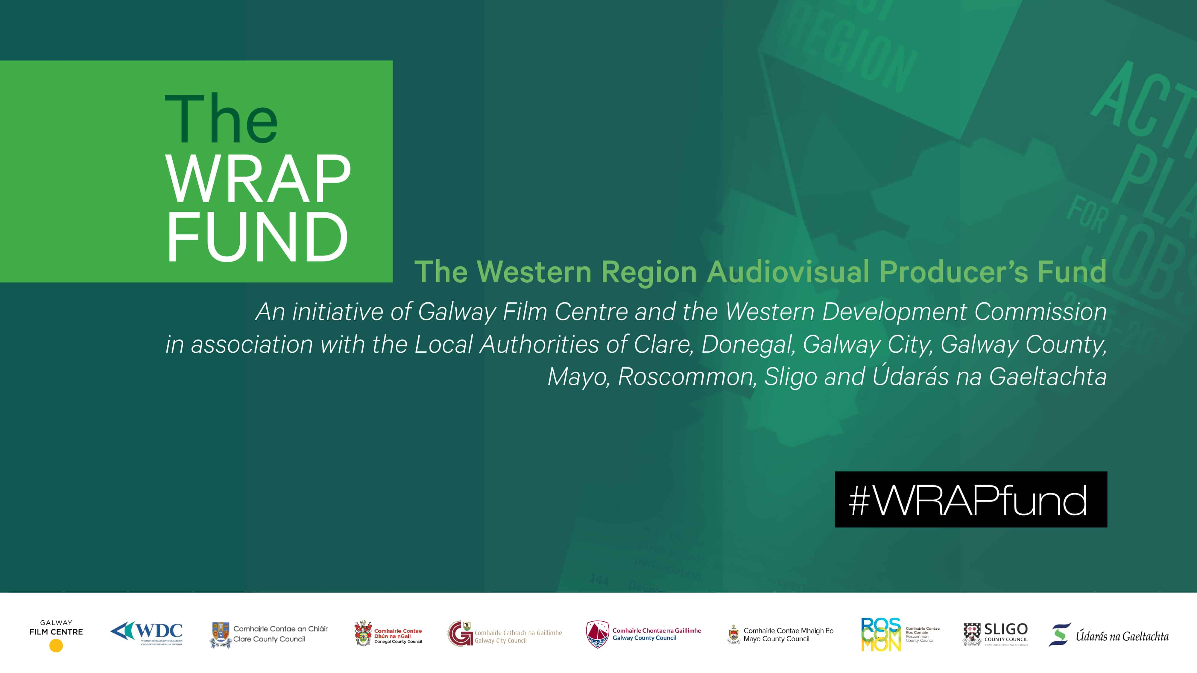 Photographs from the WRAP Fund Announcement
